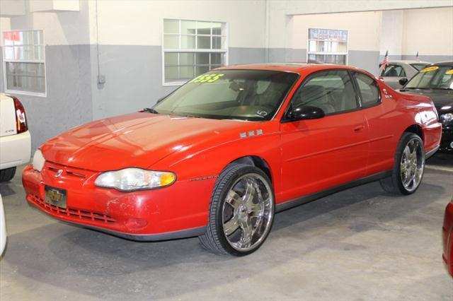 2001 chevrolet monte carlo ls for sale in hialeah florida. Black Bedroom Furniture Sets. Home Design Ideas