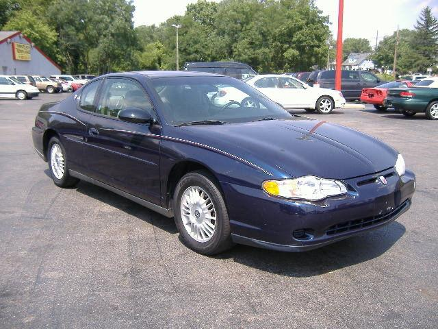 2001 chevrolet monte carlo ls for sale in grove city ohio. Black Bedroom Furniture Sets. Home Design Ideas