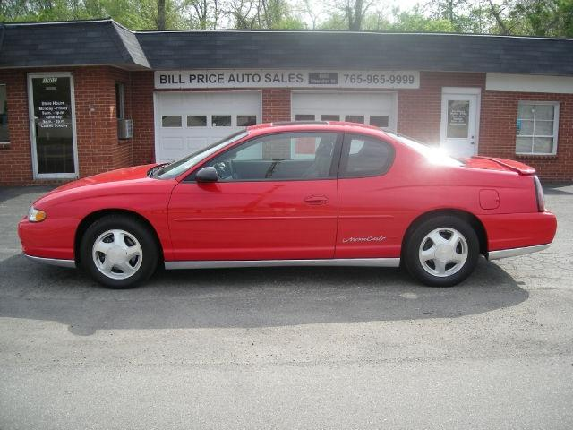 2001 chevrolet monte carlo ss for sale in richmond indiana classified. Black Bedroom Furniture Sets. Home Design Ideas