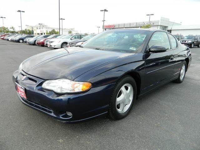 2001 chevrolet monte carlo ss for sale in round rock texas classified. Black Bedroom Furniture Sets. Home Design Ideas