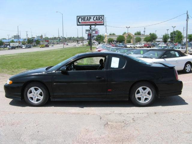 2001 chevrolet monte carlo ss for sale in sioux falls south dakota classified. Black Bedroom Furniture Sets. Home Design Ideas