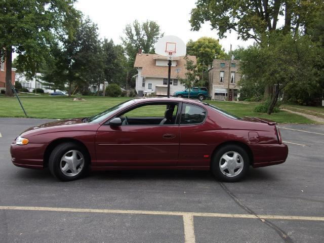2001 chevrolet monte carlo ss for sale in dayton indiana. Black Bedroom Furniture Sets. Home Design Ideas