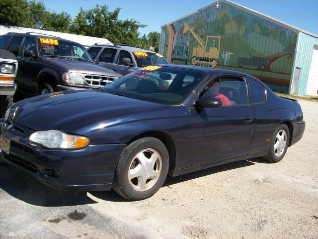 2001 chevrolet monte carlo ss for sale in new lenox. Black Bedroom Furniture Sets. Home Design Ideas