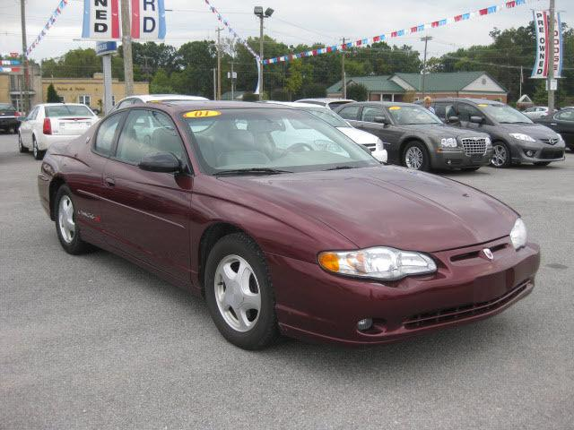 2001 chevrolet monte carlo ss for sale in mount carmel. Black Bedroom Furniture Sets. Home Design Ideas