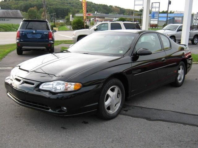 2001 chevrolet monte carlo ss for sale in new bethlehem. Black Bedroom Furniture Sets. Home Design Ideas