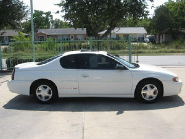2001 chevrolet monte carlo ss for sale in houston texas. Black Bedroom Furniture Sets. Home Design Ideas