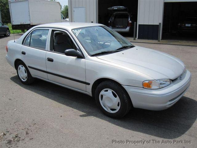 2001 Chevrolet Prizm Lsi For Sale In Rochester Indiana