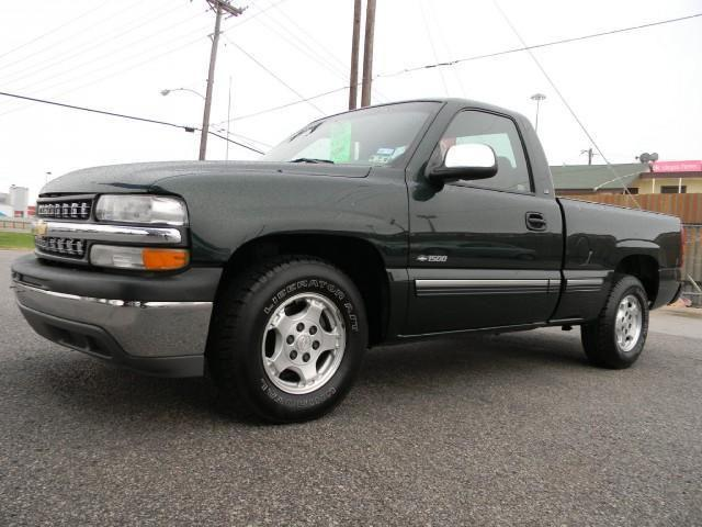 2001 chevrolet silverado 1500 ls for sale in dallas texas classified. Black Bedroom Furniture Sets. Home Design Ideas