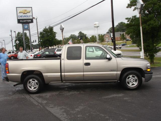 2001 chevrolet silverado 1500 ls extended cab for sale in arab alabama classified. Black Bedroom Furniture Sets. Home Design Ideas