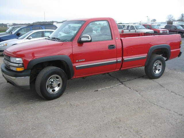 2001 chevrolet silverado 2500 for sale in bangor wisconsin classified. Black Bedroom Furniture Sets. Home Design Ideas