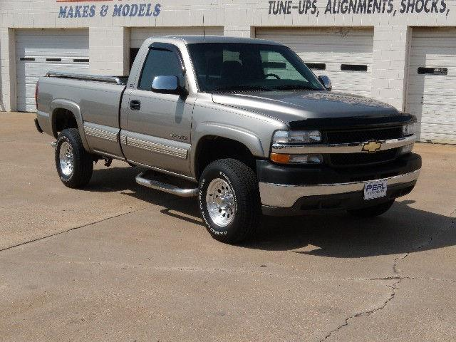 2001 chevrolet silverado 2500 h d for sale in coffeyville kansas classified. Black Bedroom Furniture Sets. Home Design Ideas