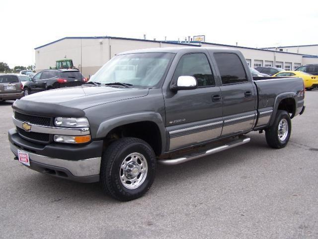 2001 chevrolet silverado 2500 h d for sale in ames iowa classified. Black Bedroom Furniture Sets. Home Design Ideas