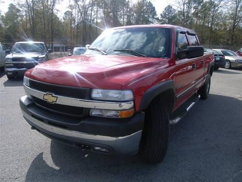 2001 Chevrolet Silverado 2500HD Truck LS