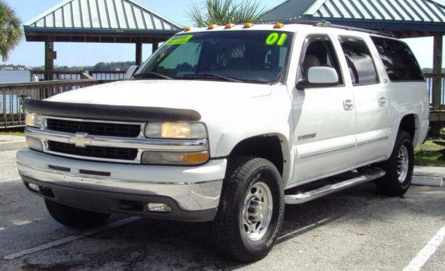 2001 chevrolet suburban for sale in rockledge florida for Motor oil for 2001 chevy suburban
