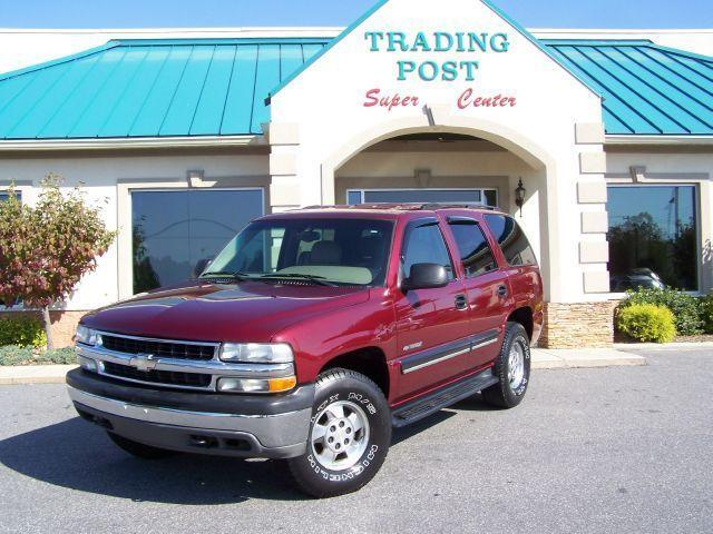 2001 chevrolet tahoe for sale in conover north carolina classified. Black Bedroom Furniture Sets. Home Design Ideas
