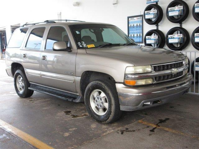 Dyer Chevrolet Fort Pierce >> 2001 Chevrolet Tahoe LS LS 2WD 4dr SUV for Sale in Fort ...