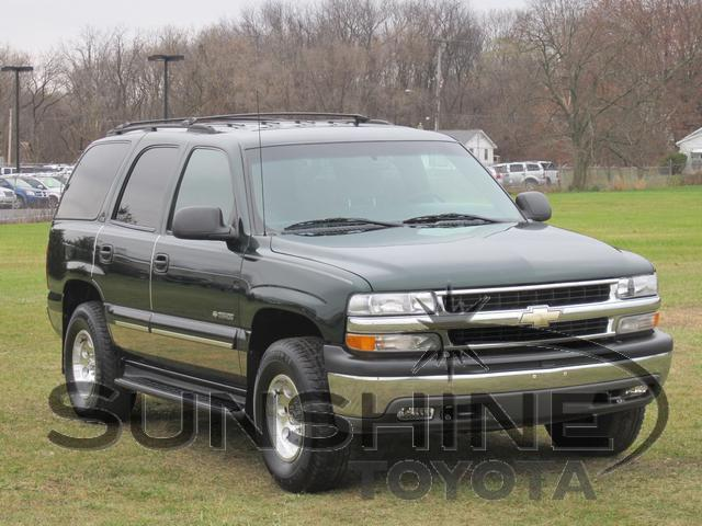 2001 chevrolet tahoe ls for sale in battle creek michigan classified. Black Bedroom Furniture Sets. Home Design Ideas