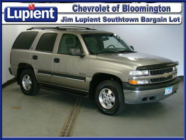 2001 chevrolet tahoe lt for sale in bloomington minnesota classified. Black Bedroom Furniture Sets. Home Design Ideas