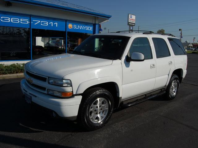 2001 chevrolet tahoe lt for sale in elyria ohio classified. Black Bedroom Furniture Sets. Home Design Ideas