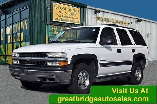 2001 chevrolet tahoe suv for sale in chesapeake virginia classified. Black Bedroom Furniture Sets. Home Design Ideas