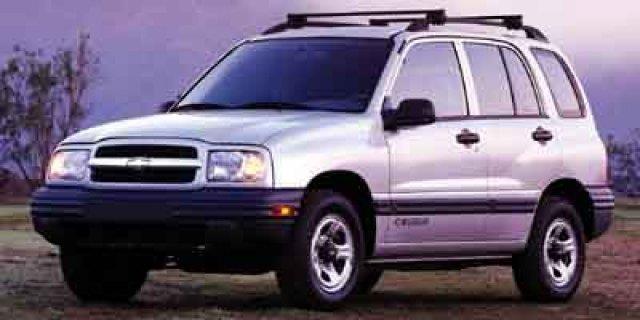 2001 Chevrolet Tracker ZR2 ZR2 4WD 4dr SUV