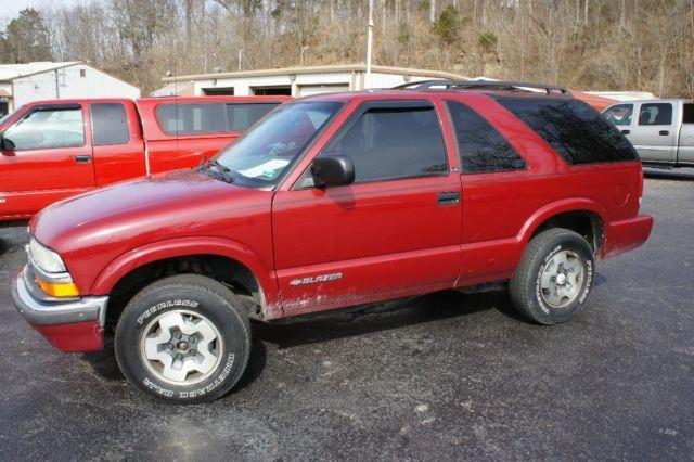 2001 chevy blazer ls 4x4 for sale in antonia missouri classified. Black Bedroom Furniture Sets. Home Design Ideas