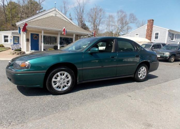 2001 chevy impala for sale in west wareham massachusetts. Black Bedroom Furniture Sets. Home Design Ideas