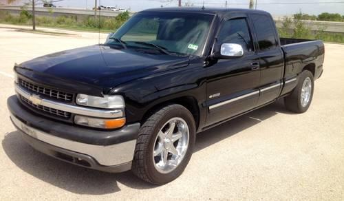 2001 chevy silverado 1500 1owner accident free must see for sale in houston texas classified. Black Bedroom Furniture Sets. Home Design Ideas