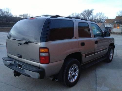 2001 Chevy Tahoe Ls For Sale In Bellevue  Nebraska
