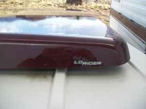 2001 chevy tonneau cover - $300 (chino valley)