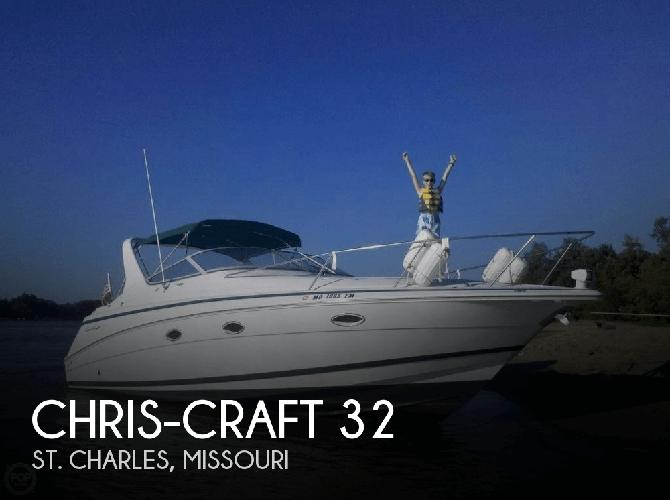 2001 Chris-Craft 32