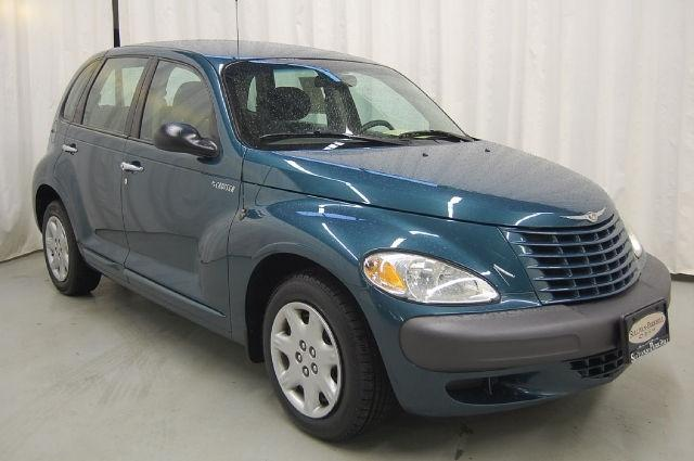 2001 chrysler pt cruiser for sale in champaign illinois classified. Black Bedroom Furniture Sets. Home Design Ideas