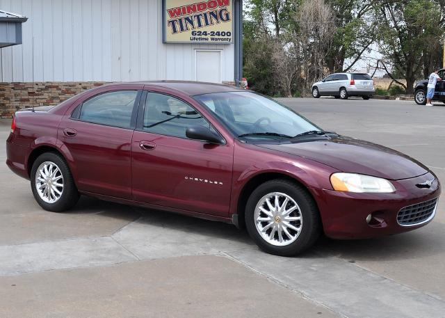 2001 chrysler sebring lxi for sale in liberal kansas. Black Bedroom Furniture Sets. Home Design Ideas
