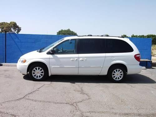 2001 Chrysler Town Amp Country Van Passenger Lxi For Sale In
