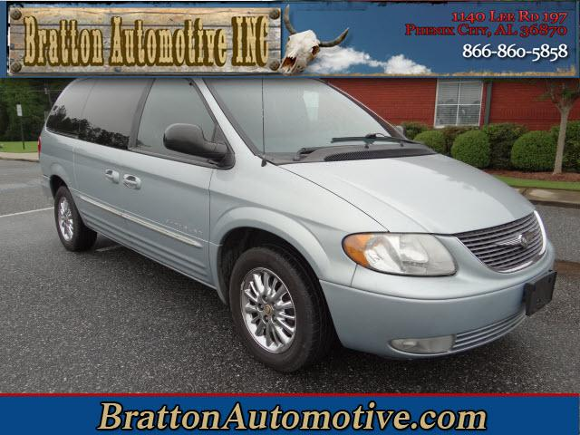 2001 Chrysler Town & Country Limited Phenix City, AL