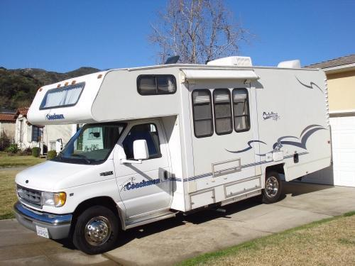 2001 Coachmen 235so For Sale In Glendale California