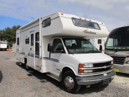 2001 Coachmen Pathfinder 240wb For Sale In Summerfield Florida Classified Americanlisted Com