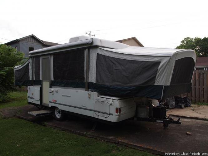 2001 Coleman Westlake Pop Up Camper For Sale In Nashville