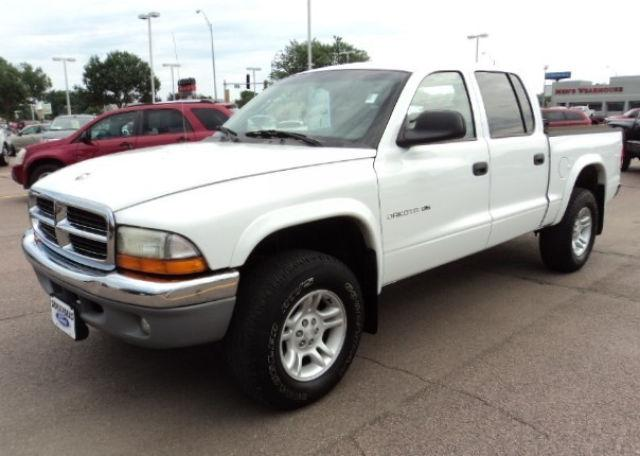2001 dodge dakota slt for sale in sioux falls south. Black Bedroom Furniture Sets. Home Design Ideas