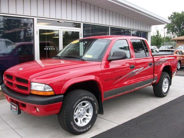 2001 dodge dakota slt for sale in cadott wisconsin. Black Bedroom Furniture Sets. Home Design Ideas