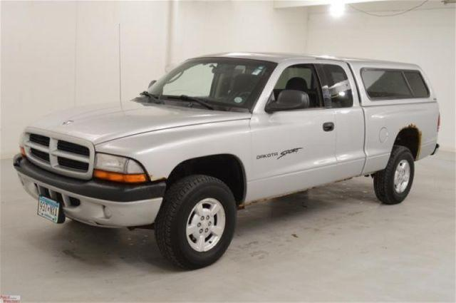 2001 dodge dakota sport 2001 dodge dakota car for sale in buffalo mn. Black Bedroom Furniture Sets. Home Design Ideas