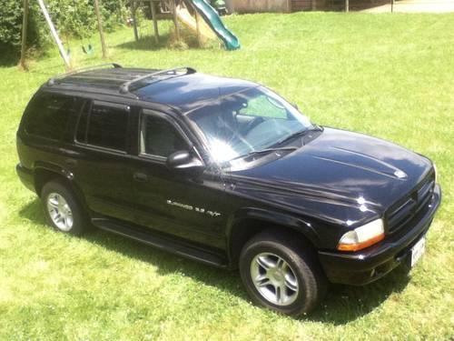 2001 Dodge Durango R  T 4x4 - 75 160 Mi