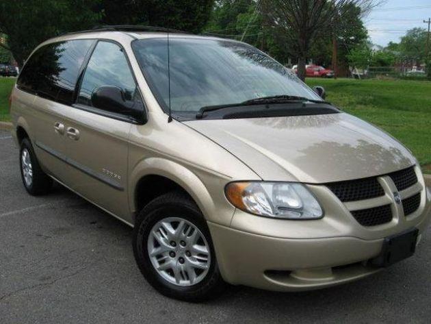 2001 Dodge Grand Caravan For Sale In Zanesville Ohio