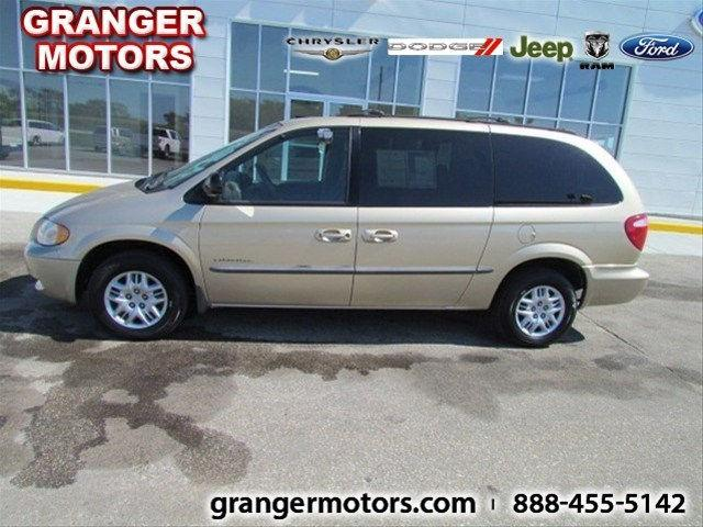 2001 dodge grand caravan sport for sale in granger iowa for Granger motors used cars