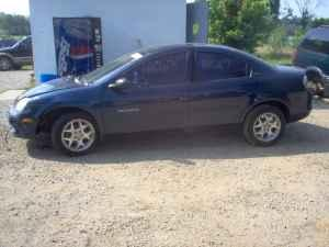 2001 dodge neon parts car franks salvage for sale in columbus ohio classified. Black Bedroom Furniture Sets. Home Design Ideas