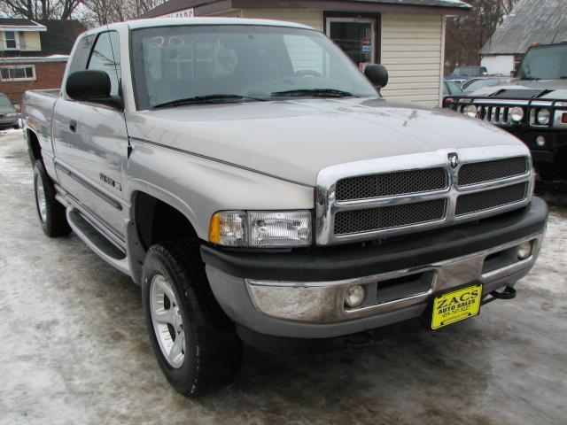 Dodge Ram Americanlisted on 2001 Dodge Ram 1500 Off Road Package