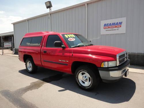 2001 Dodge Ram 1500 Pickup Truck Laramie SLT for Sale in