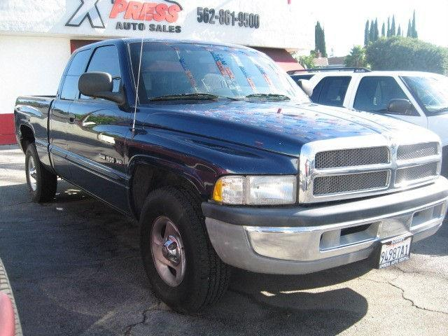2001 dodge ram 1500 for sale in downey california classified. Black Bedroom Furniture Sets. Home Design Ideas