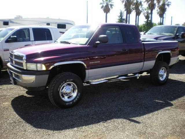 2001 Dodge Ram 2500 For Sale In Yuba City California