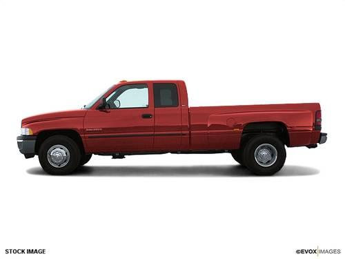 2001 Dodge Ram 3500 Extended Cab Pickup 3500 DRW for Sale
